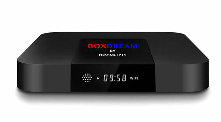 IPTV android box